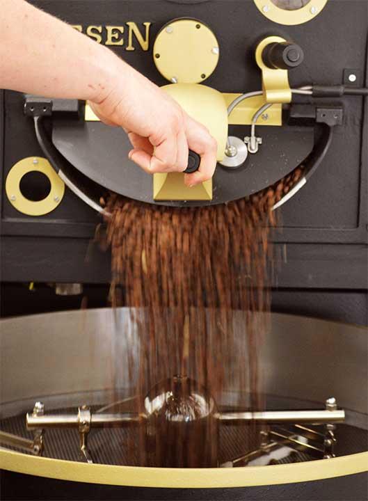 Bean Thru coffee