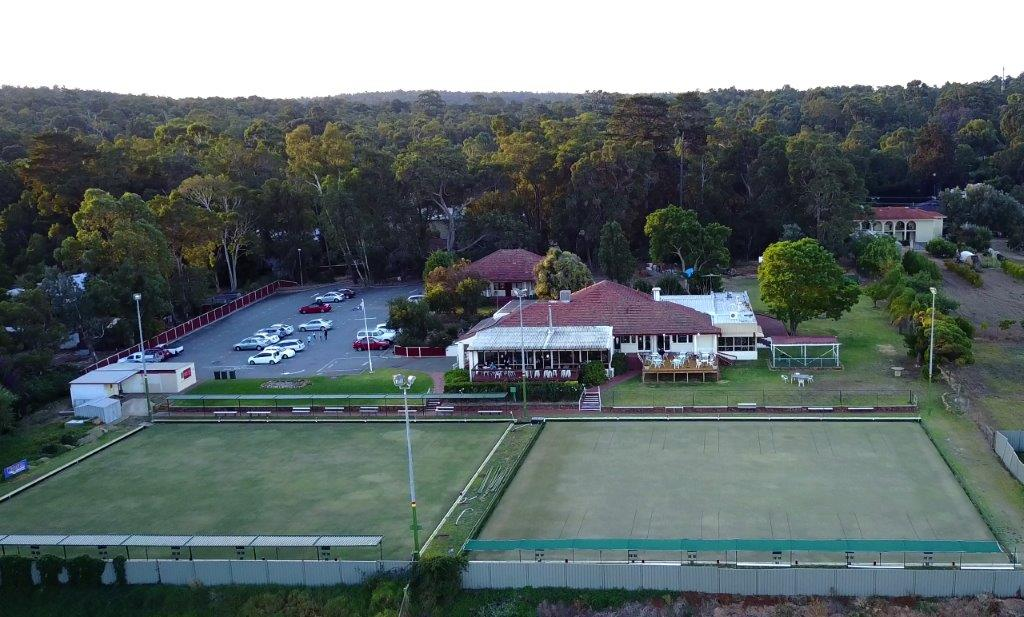 Roleystone Country Club view