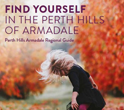 Perth Hills Armadale Regional Visitor Guide 2017/18