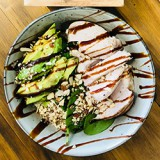 Chicken, Avocado & Quinoa Salad