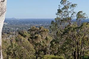Perth hills image